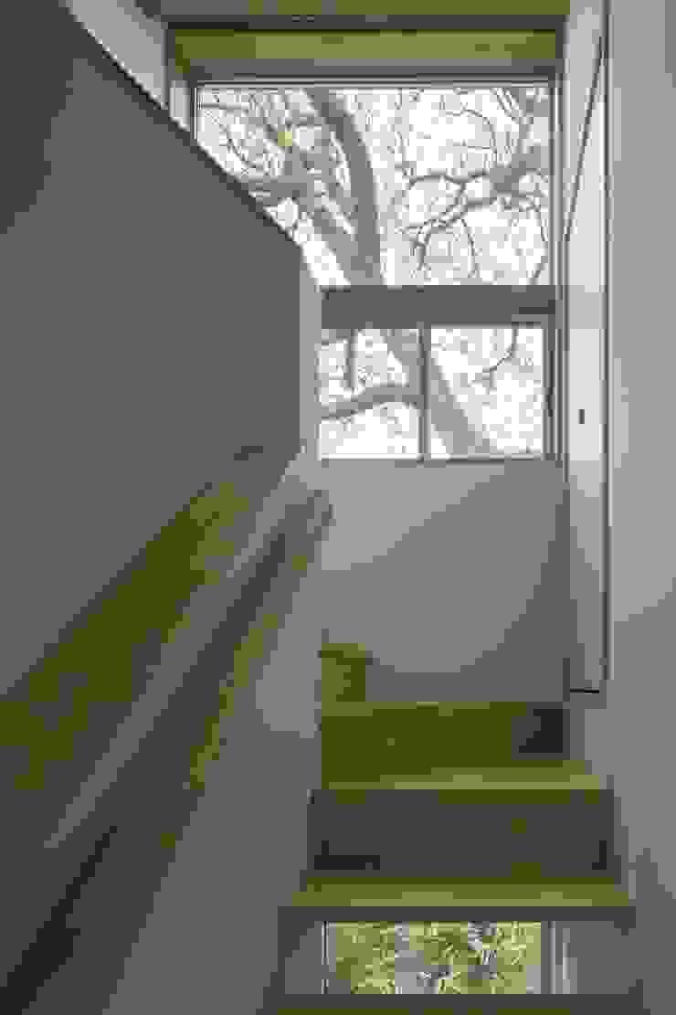 大府の二世帯住宅 オリジナルスタイルの 玄関&廊下&階段 の 株式会社FAR EAST [ファーイースト] オリジナル