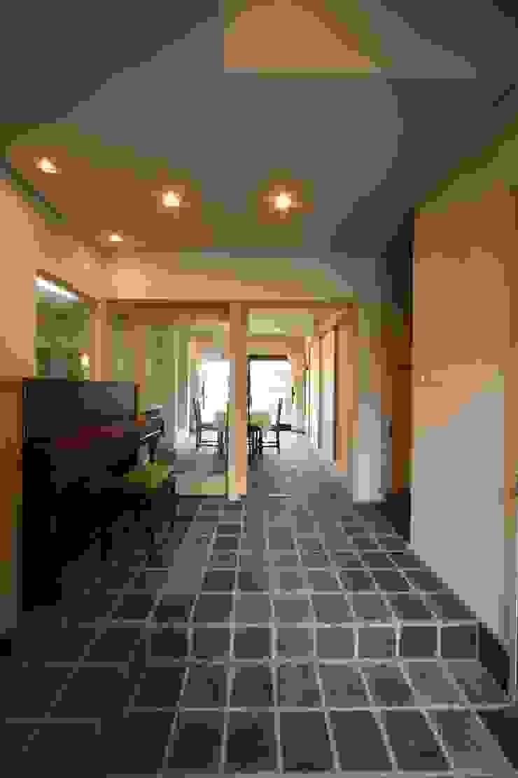 玄関ホール オリジナルスタイルの 玄関&廊下&階段 の MA設計室 オリジナル