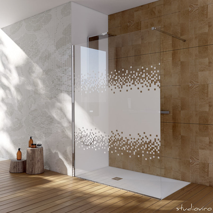 studioviro BathroomBathtubs & showers