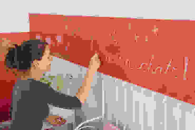 Kinderzimmerwand mit Kreide beschreiben Ausgefallene Kinderzimmer von Jansen Ausgefallen