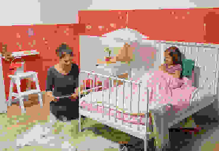 Kinderzimmer mit Frau und Kind Ausgefallene Kinderzimmer von Jansen Ausgefallen