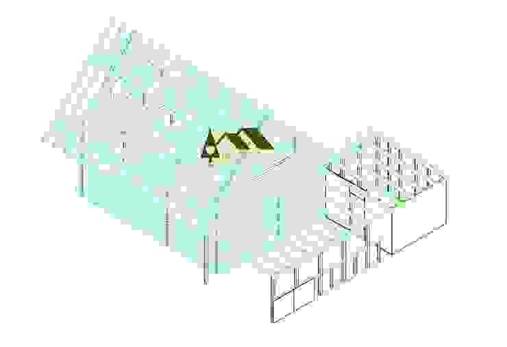 Casas de estilo rústico de THULE Blockhaus GmbH - Ihr Fertigbausatz für ein Holzhaus Rústico