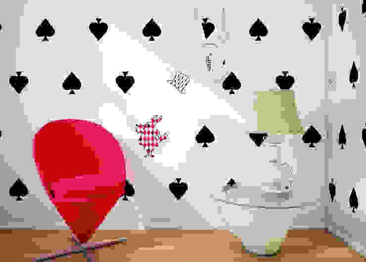 Tapeta Alice: styl , w kategorii Pokój dziecięcy zaprojektowany przez Humpty Dumpty Room Decoration,Nowoczesny