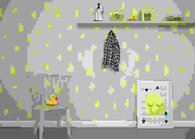 Humpty Dumpty Room Decoration: modern tarz , Modern
