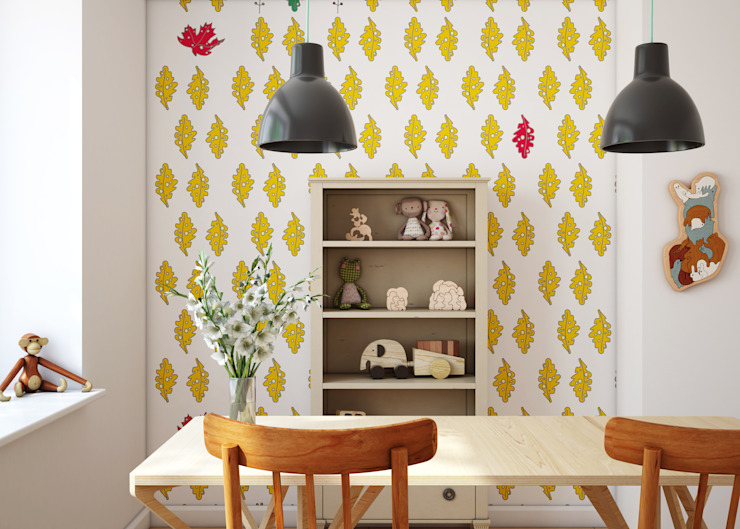 Humpty Dumpty Room Decoration Chambre d'enfant scandinave