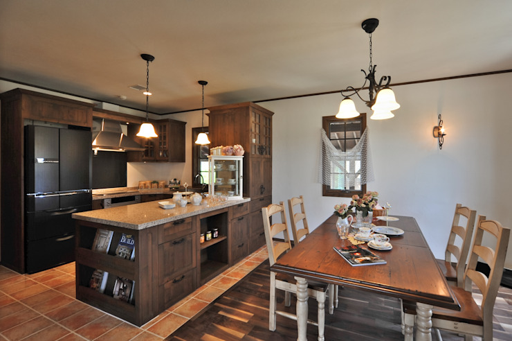 株式会社 盛匠 Classic style kitchen
