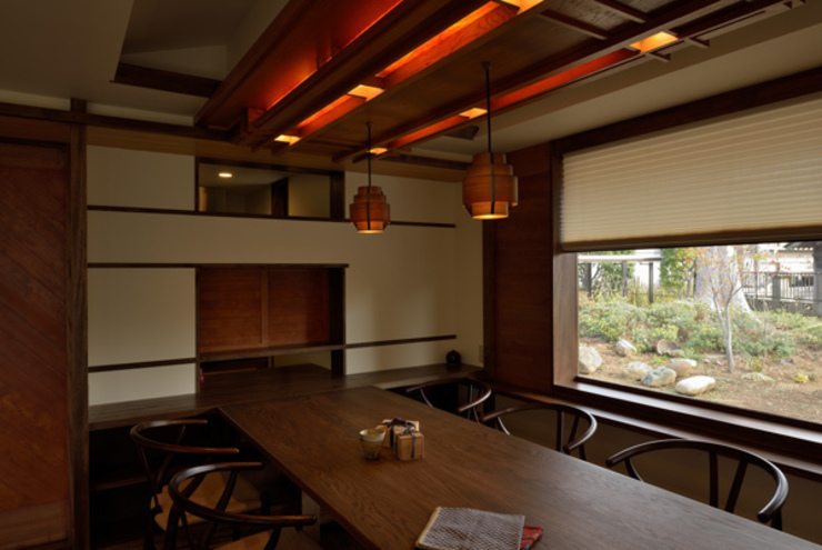 H2O設計室 ( H2O Architectural design office ) Dining roomLighting