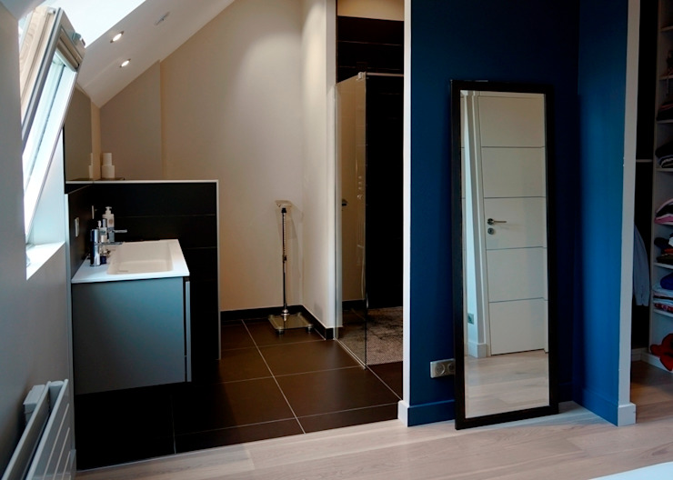 Nowoczesna łazienka od DECO CONCEPT Nowoczesny