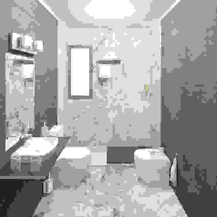 Bathroom by AURIANOVA ARQUITECTOS, Modern