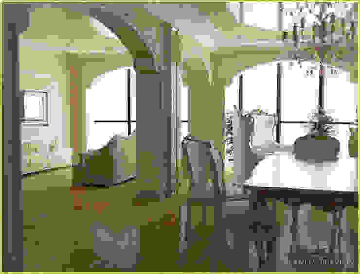 Веллер Хаус Гостиная в классическом стиле от Stanley Preston Interior Классический