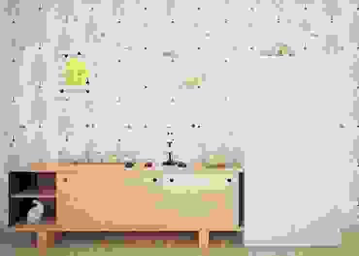 Stanza dei bambini moderna di Humpty Dumpty Room Decoration Moderno