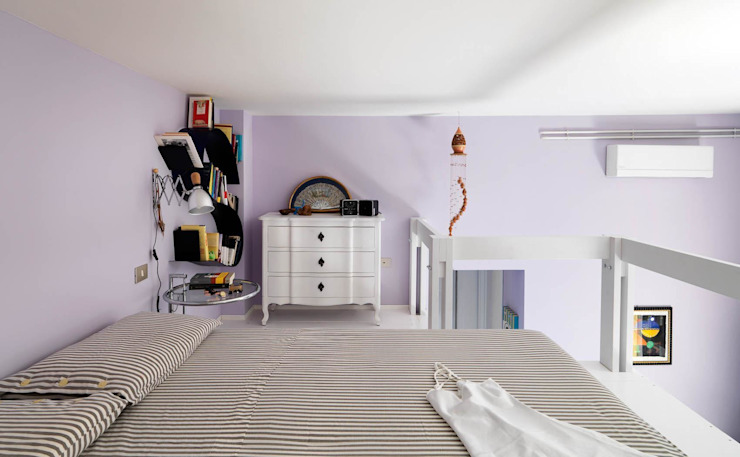 Modern style bedroom by ARCHITETTO MARIANTONIETTA CANEPA Modern
