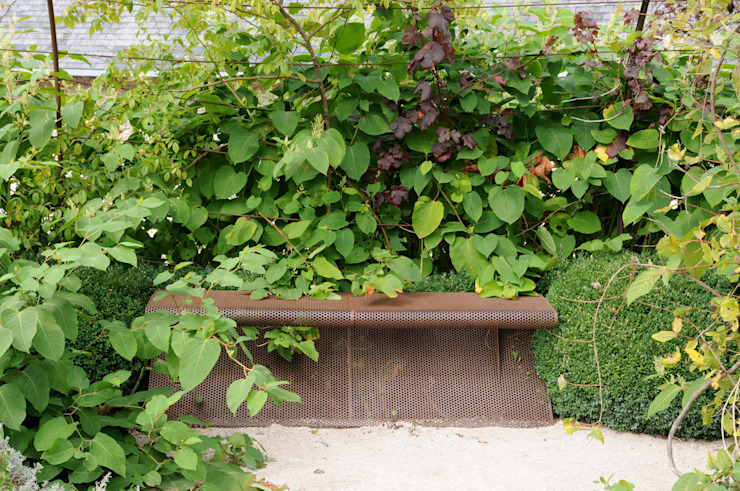 Сад в средиземноморском стиле от Anna Paghera s.r.l. - Green Design Средиземноморский