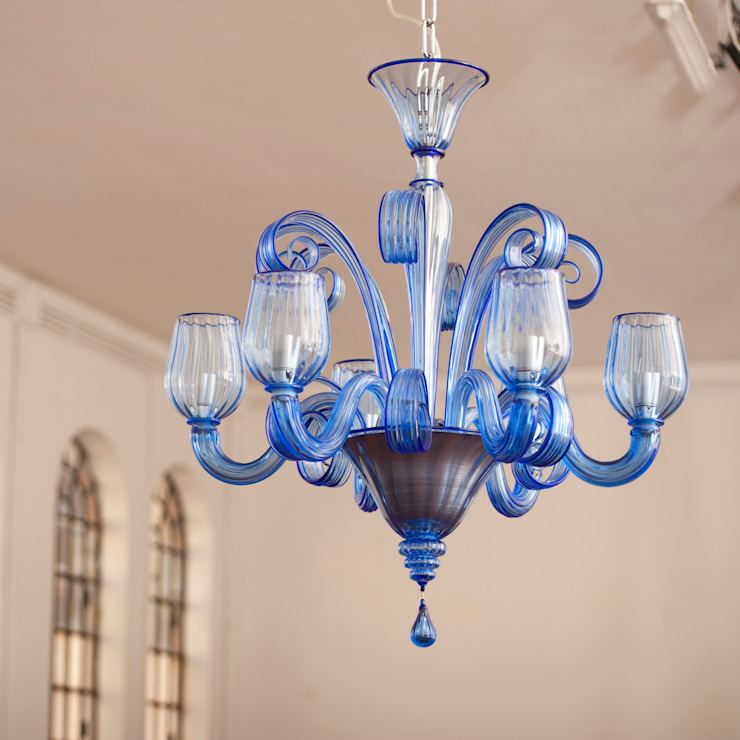 modern  by YourMurano Lighting, Modern Glass