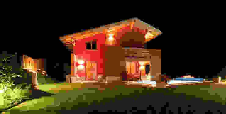 現代房屋設計點子、靈感 & 圖片 根據 Eddy Cretaz Architetttura 現代風