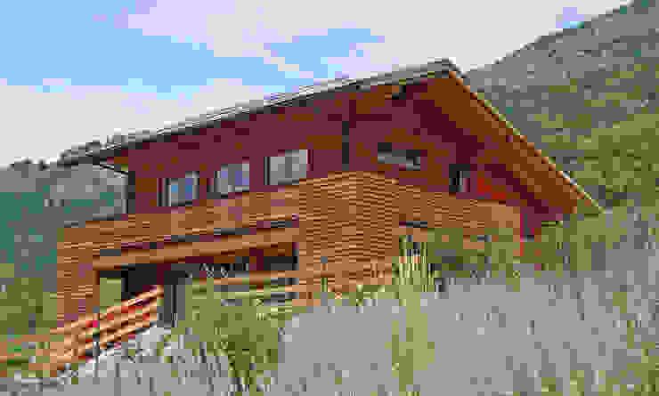 Houses by Eddy Cretaz Architetttura, Modern