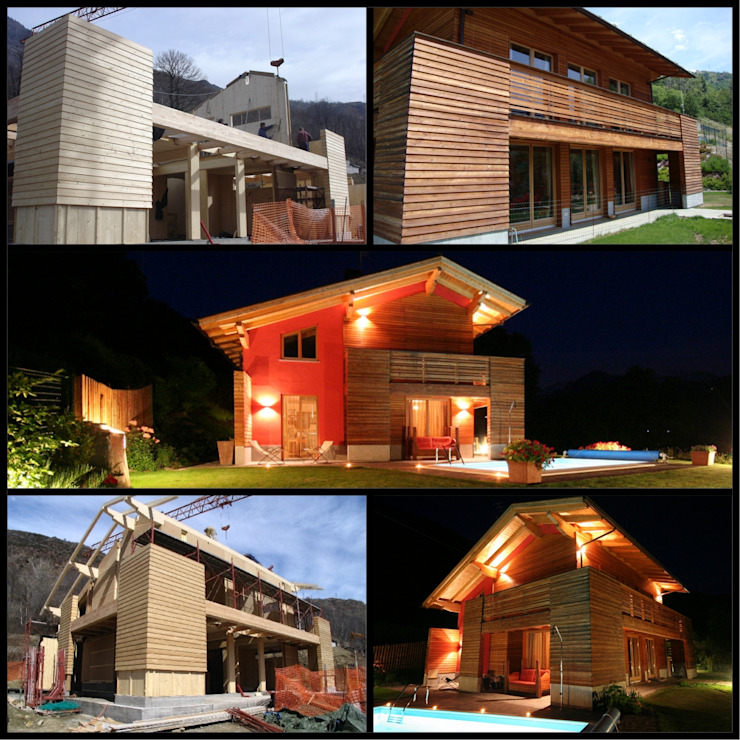 de Eddy Cretaz Architetttura Moderno