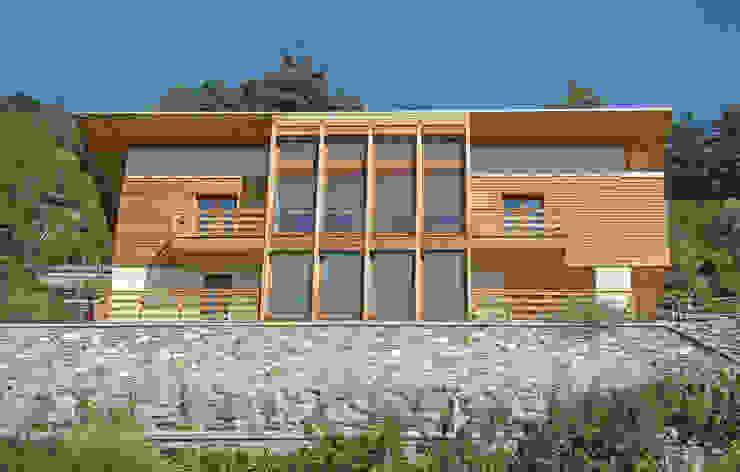 Puertas y ventanas de estilo moderno de Eddy Cretaz Architetttura Moderno