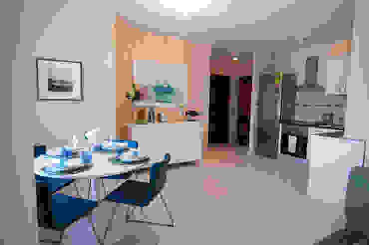 Comedor TENERIFE 2 habitaciones de Casas en Escena Mediterráneo