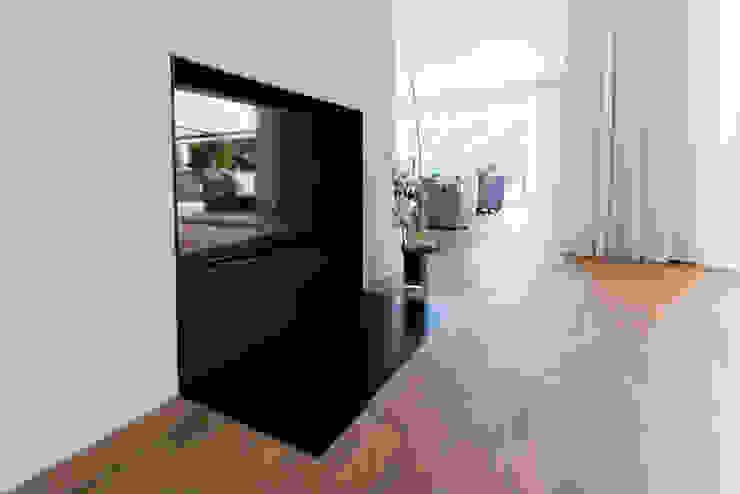 EFH Neubau bei Aarau Moderne Wohnzimmer von wernli architektur ag Modern