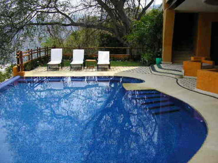 ARQUELIGE Tropische Pools