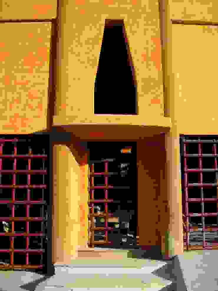 Acceso a la casa Casas tropicales de ARQUELIGE Tropical
