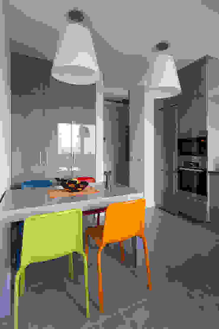 Jacek Tryc-wnętrza Kitchen