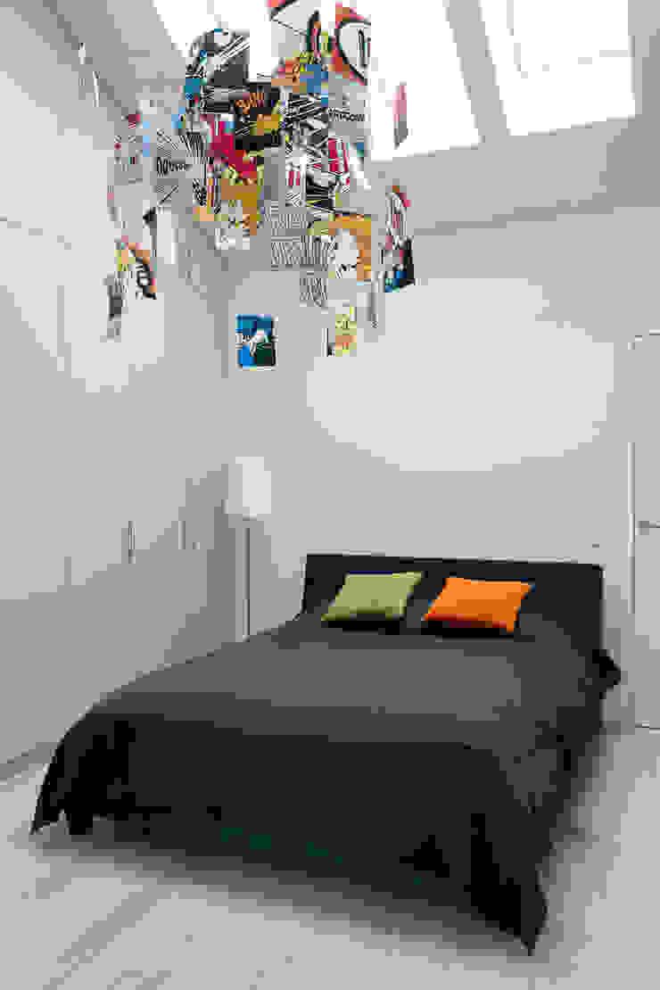 Jacek Tryc-wnętrza Modern style bedroom