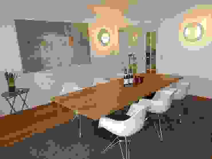 Essen Home Staging Gabriela Überla Klassische Esszimmer