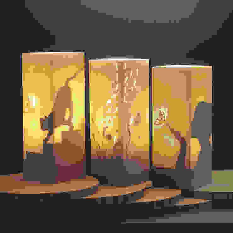 modern  by W-Lamp, Modern