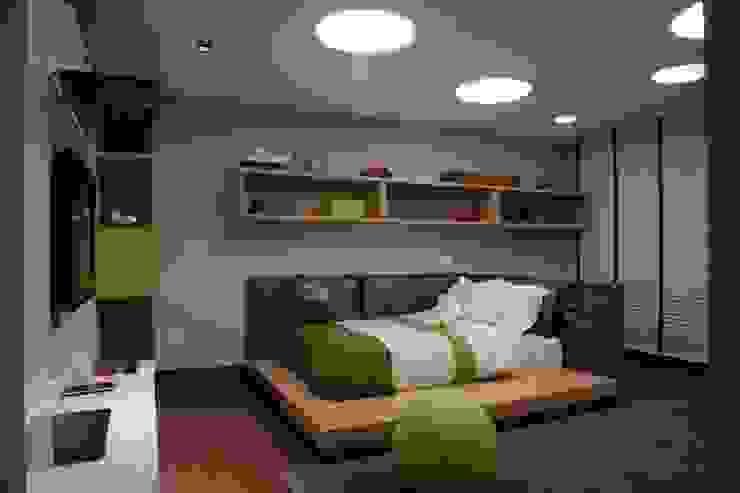 Residência CN Quarto infantil moderno por Gláucia Britto Moderno