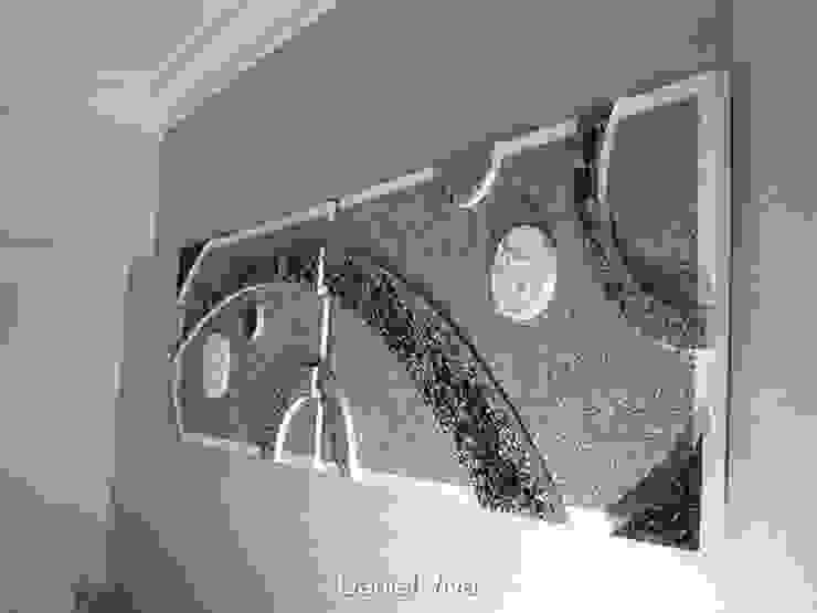 Murales minimalistas de Murales Daniel Viva Minimalista