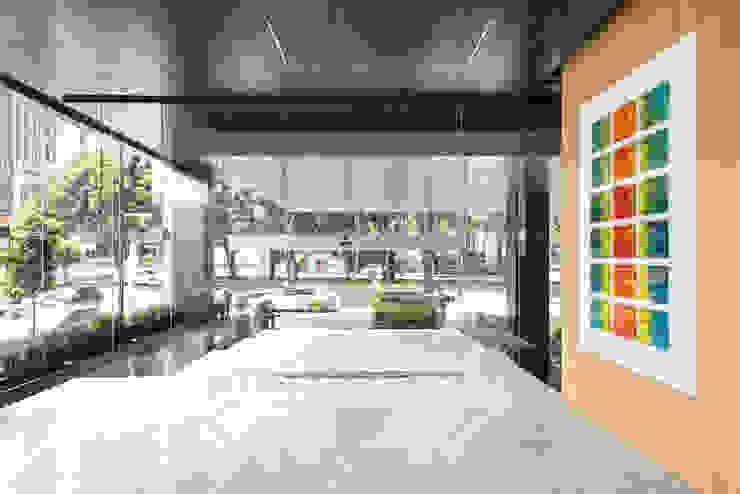 Torre ROUZ Edificios de oficinas de estilo moderno de Studio Orfeo Quagliata Moderno