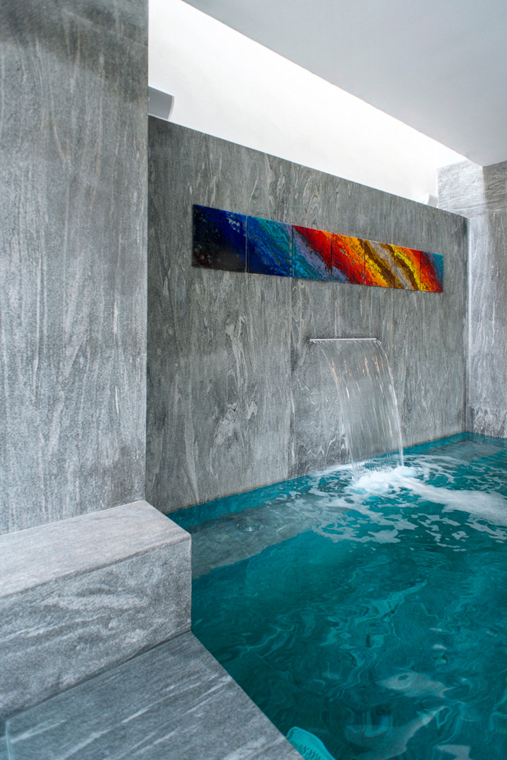 Modern Pool by Studio Orfeo Quagliata Modern
