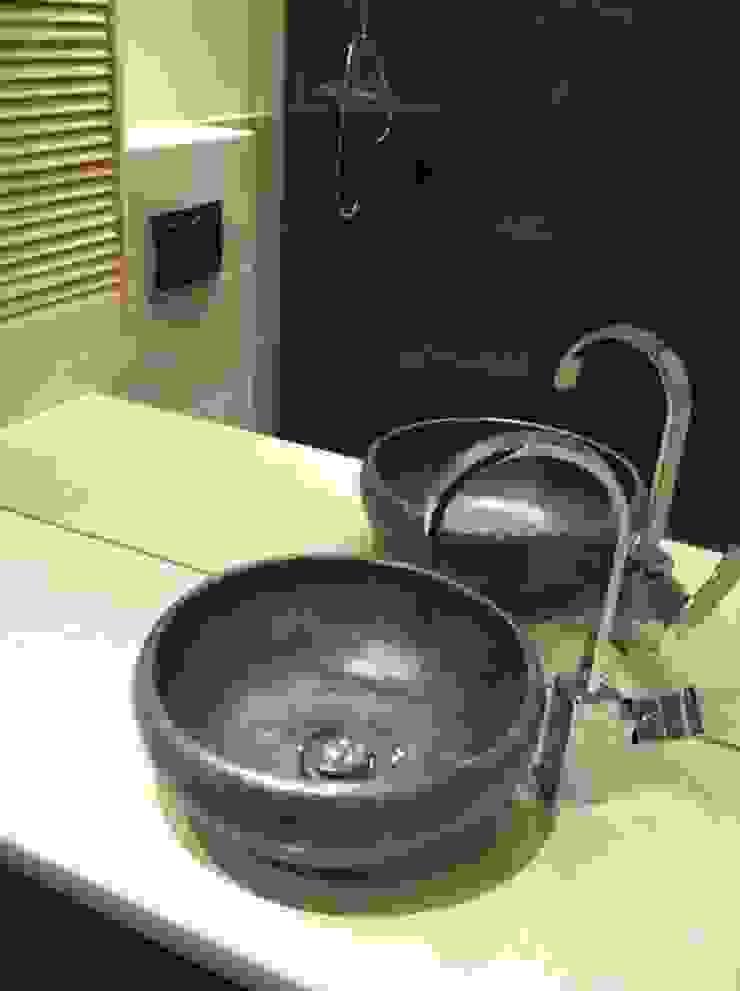 umywalka ręcznie robiona Klasyczna łazienka od dekornia Klasyczny
