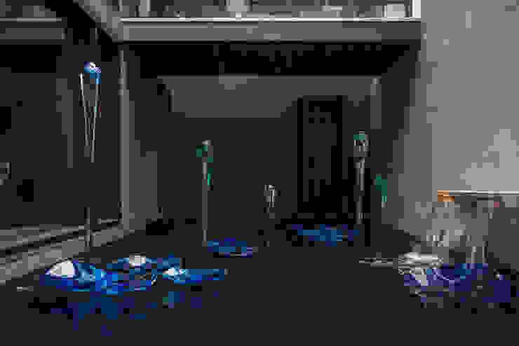 Residencia CD de México 02 Casas modernas de Studio Orfeo Quagliata Moderno