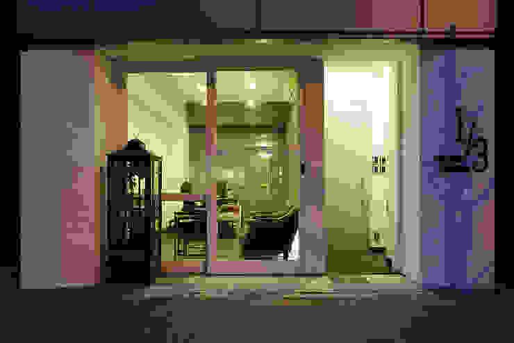 秋葉原リノベーション アジア・和風の 窓&ドア の 有限会社タクト設計事務所 和風