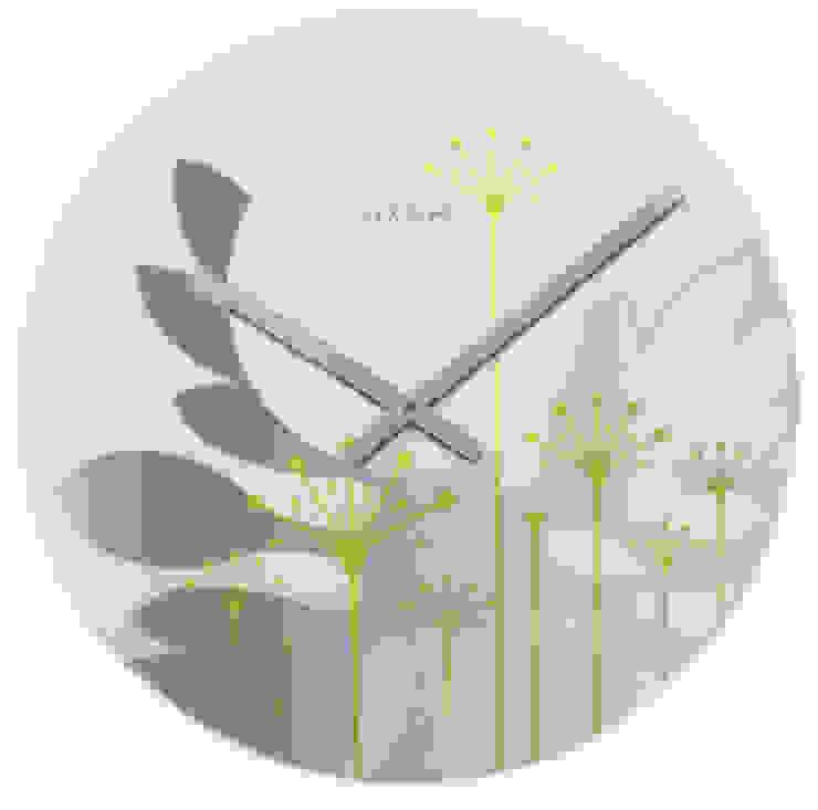 Настенные часы GRASS от ИноВид Минимализм