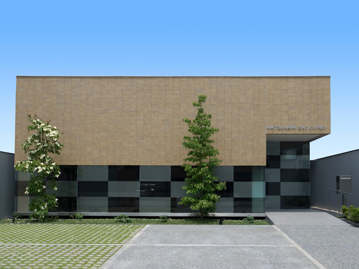 外観1 モダンな 家 の 古津真一 翔設計工房一級建築士事務所 モダン