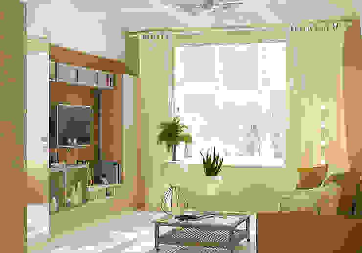 Частные жилые интерьеры. Гостиные в эклектичном стиле от Мария Суслова, дизайн интерьеров Самара Эклектичный