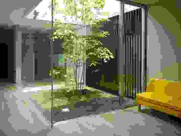 Garden by       古津真一 翔設計工房一級建築士事務所, Modern