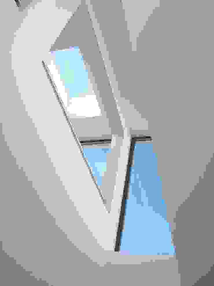 Eilandwoning Amersfoort Moderne ramen & deuren van Bureau MT Modern