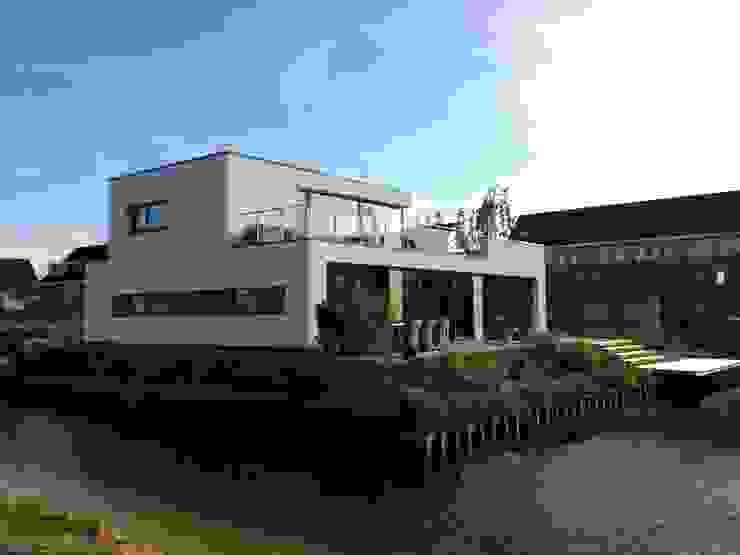 Bureau MT Modern houses