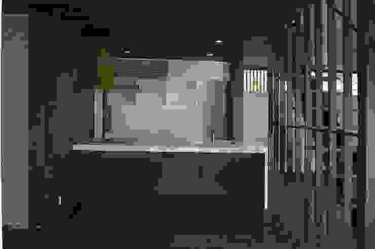 キッチンカウンター モダンな キッチン の 古津真一 翔設計工房一級建築士事務所 モダン