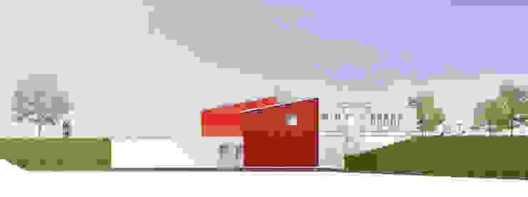 modern  by insa4 ingenieure  sachverständige  architekten, Modern