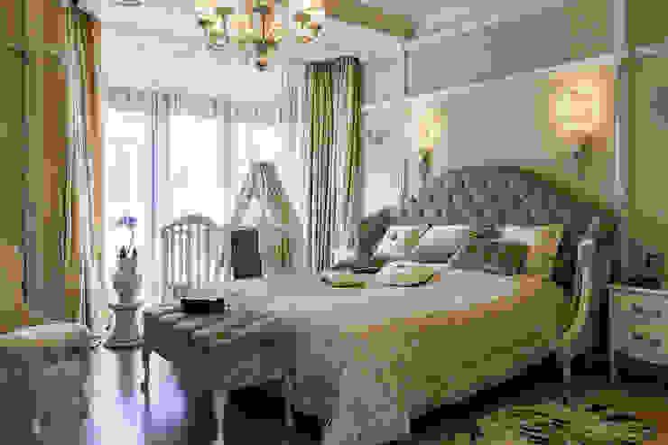 Спальня Спальня в классическом стиле от Интерьеры от Марии Абрамовой Классический