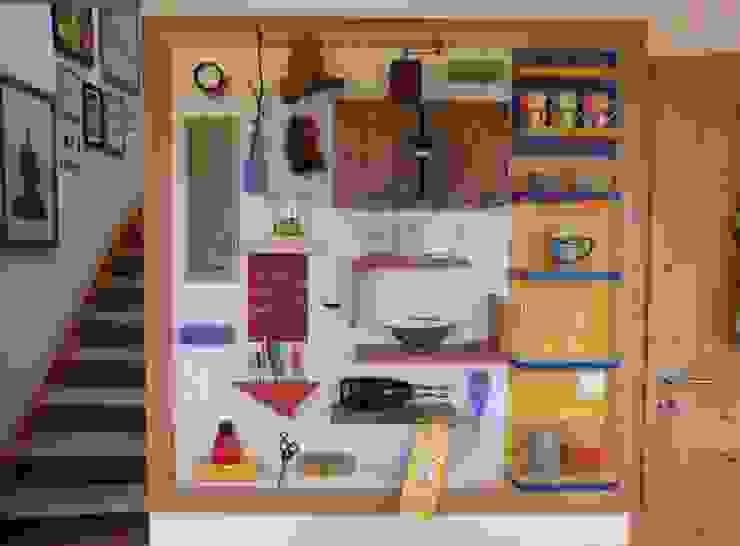 Buntwerk KitchenCabinets & shelves Wood