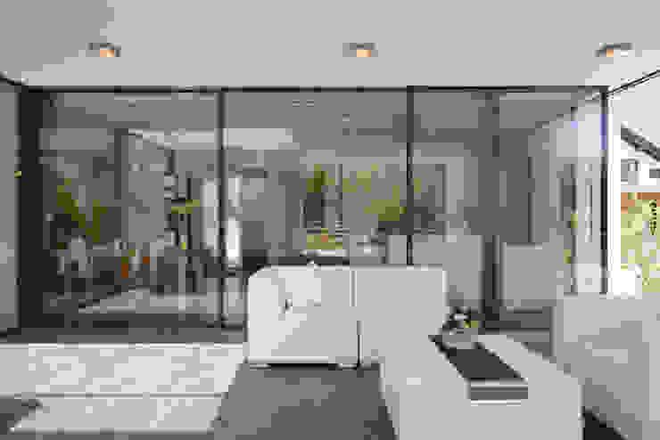Schlanke Fensterprofile Metallbau Beilmann GmbH Moderne Fenster & Türen