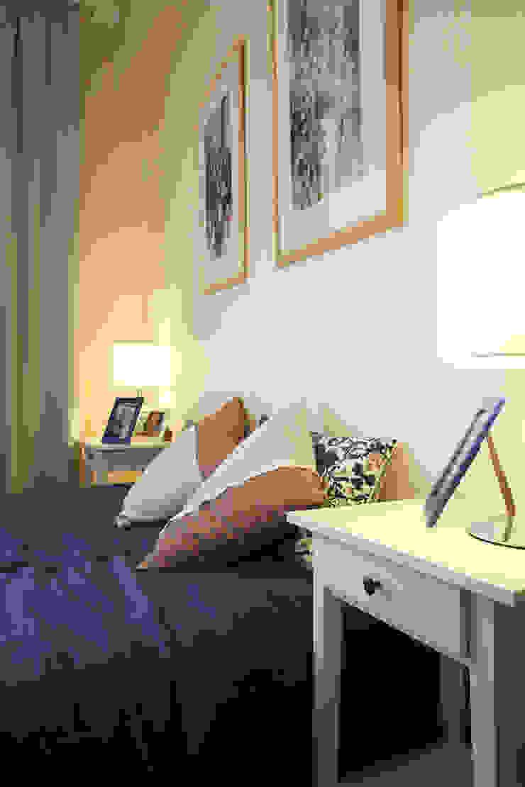 Blue Спальня в классическом стиле от ASH Классический