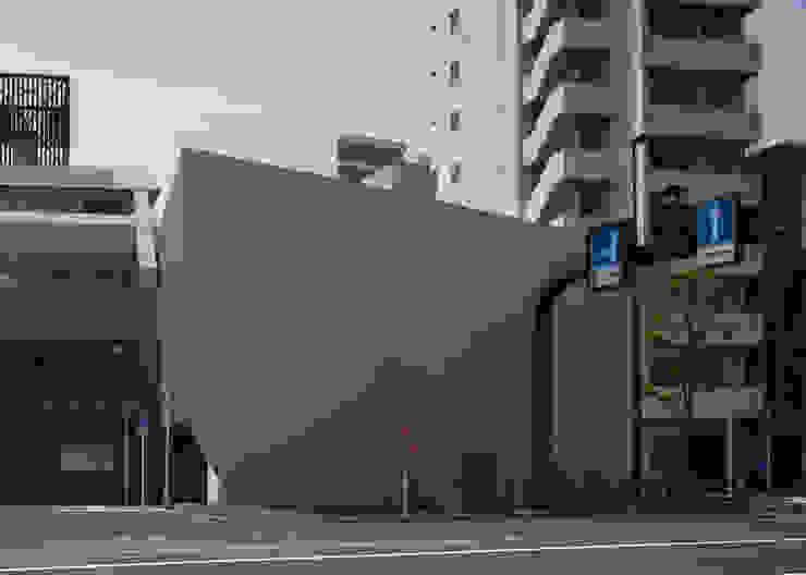 house KK 杉浦事務所 ミニマルな 家